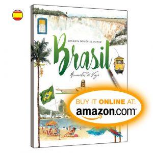 Brasil acuarelas de viaje libro