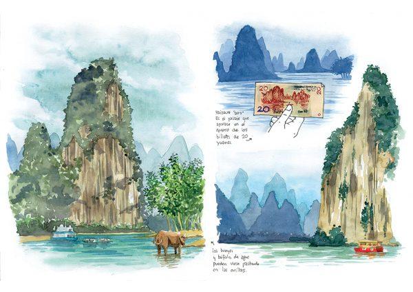 China libro de viajes