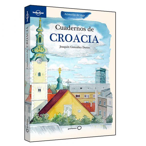Libro de viaje de Croacia