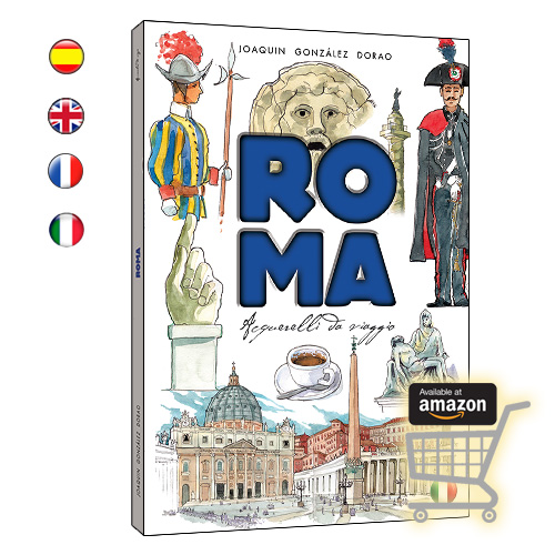 Roma cuaderno de viajes