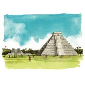 Chicen Itza Mexico