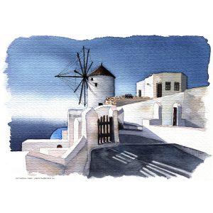 Oia Grecia Santorini